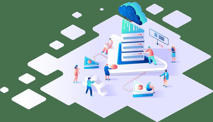 Web Hosting Unlimited - hosting page
